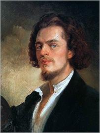 Konstantin_Makovsky-Self-Portrait-1856